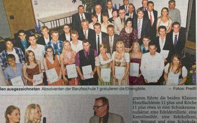 Dominik Köppl mit Staatspreis ausgezeichnet